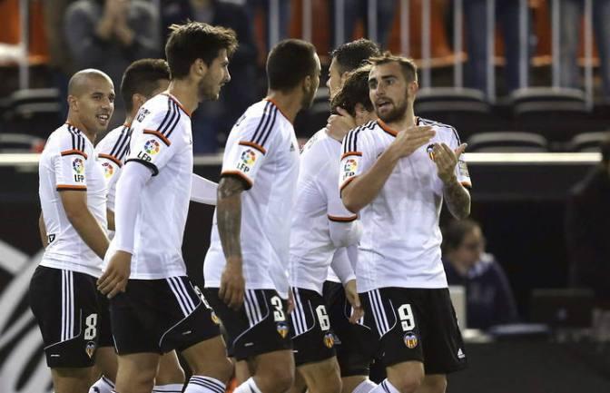 """Valencia 3-0 Levante: """"Aqui manda el VALENCIA"""""""