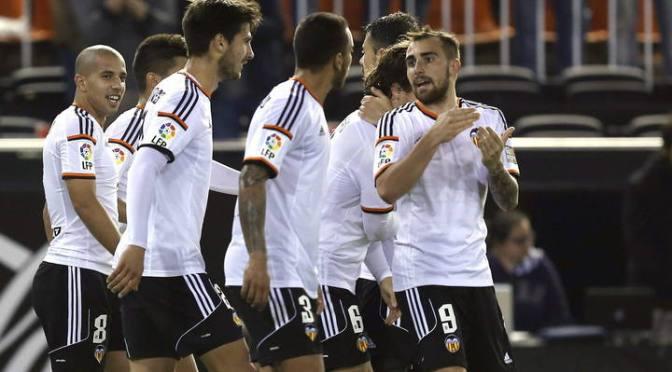 Valencia 3-0 Levante: ?Aqui manda el VALENCIA?