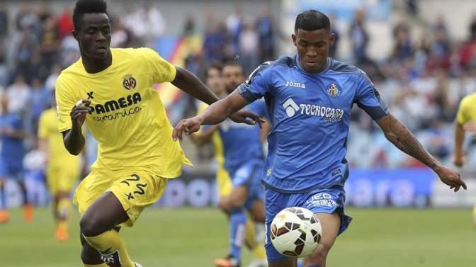 Getafe 1-1 Villarreal: ?Un punto válido para los dos?