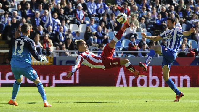 """Deportivo 1-2 Atlético: """"Amargo debut"""""""