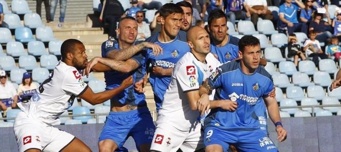 """Getafe 2-1 Deportivo: """"Al Getafe le valió con dos llegadas"""""""