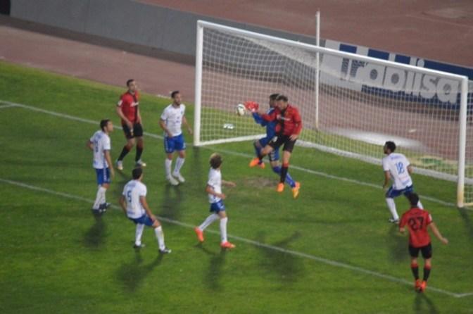 "Mallorca 2-1 Tenerife: ""El efecto Agné se diluye"""