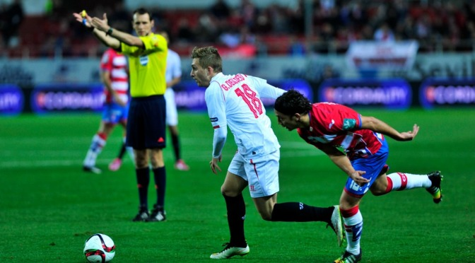 """Previa. Granada – Sevilla: """"MIENTRAS HAY VIDA , HAY ESPERANZA"""""""