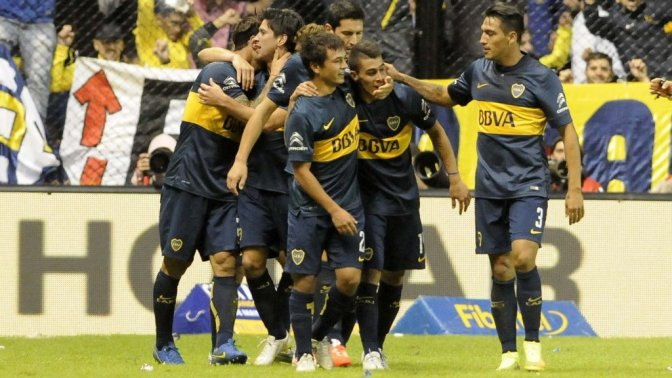 """Lo mejor de la fecha """"Superclásica"""" del fútbol argentino."""