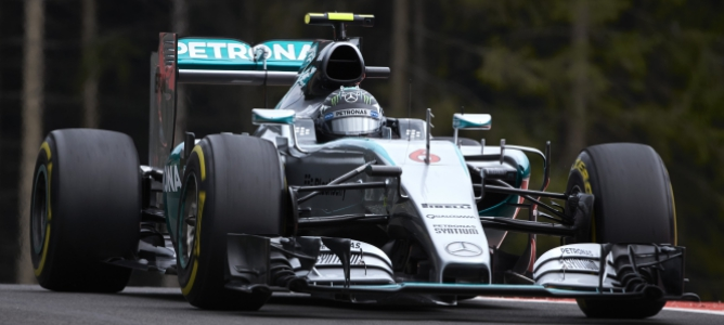 Post Carrera del GP Austria F1 2015: Implacable Rosberg