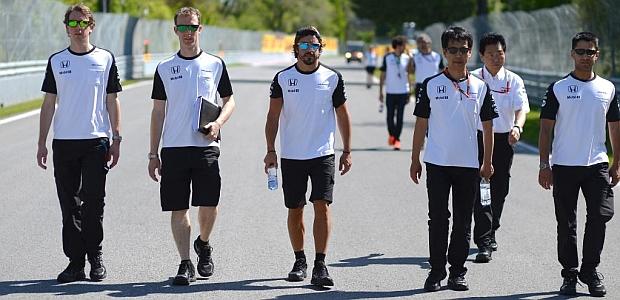 Previo GP Canadá F1 2015: Honda sube el nivel.
