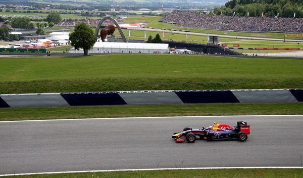Previo GP Austria F1 2015: La lluvia amenaza