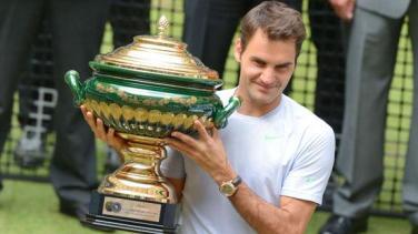 Hu_130616_Deportes_Tenis_ATP_Halle_Federer_Campeon