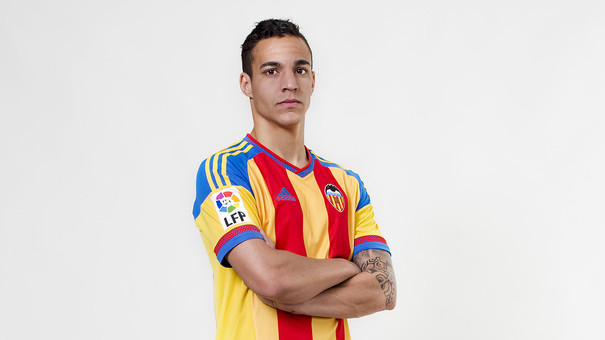 Rodrigo Moreno ya es del Valencia y Parejo renueva hasta 2020