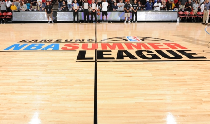 Calendario Summer League 2015