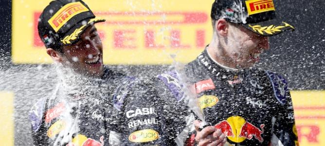 Post Carrera GP Hungría F1 2015: Carrera por Jules