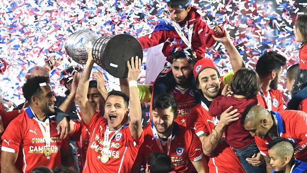 Chile, el nuevo rey de América