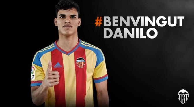 Danilo Barbosa, nuevo jugador del Valencia CF