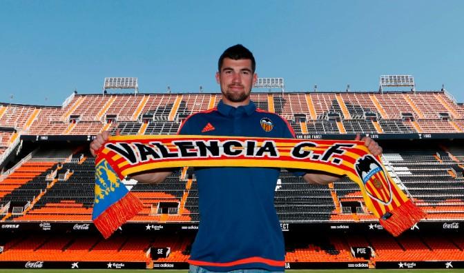 Mathew Ryan, nuevo jugador del Valencia CF