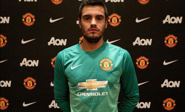 El United ficha a Romero