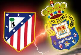 Atlético 1-0 LasPalmas: Un partido muy igualado