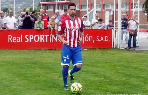 Omar Mascarell nuevo jugador del Sporting