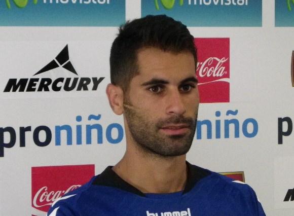 Javier Moyano, nuevo lateral derecho pucelano