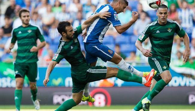 Real Betis-RCD Espanyol. Cruce de rachas