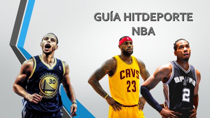 Guía de la NBA (parte I)