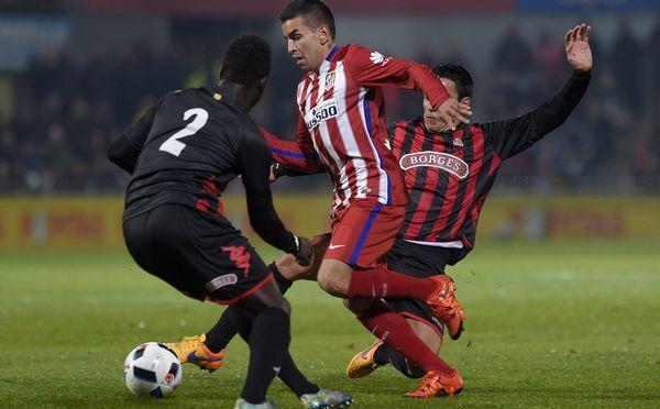 Reus Deportiu 1-2 Atlético de Madrid