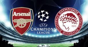 Previa del partido: Arsenal vs Olympiacos