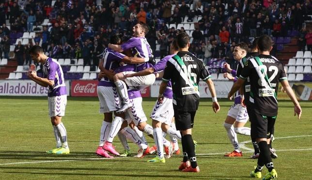 Crónica: Valladolid-Cordoba CF
