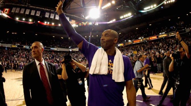 Los fans de la NBA homenajean a Kobe con sus votos para el All-Star