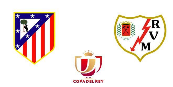Previa vuelta octavos de final de Copa del Rey: Atlético de Madrid-Rayo Vallecano