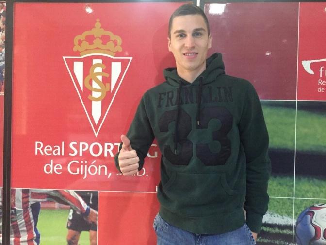Ognjen Vranjes, segundo refuerzo para el Sporting