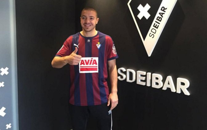 Josip Radosevic llega a la SD Eibar