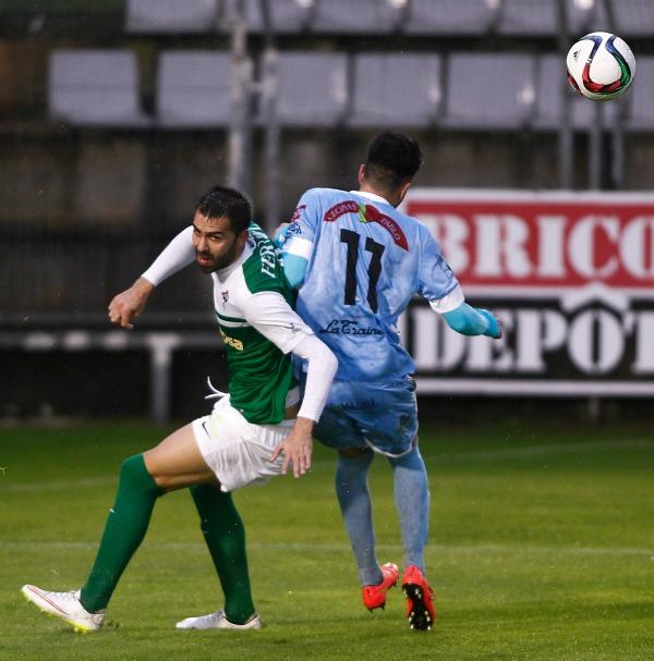 El Astorga asalta A Malata
