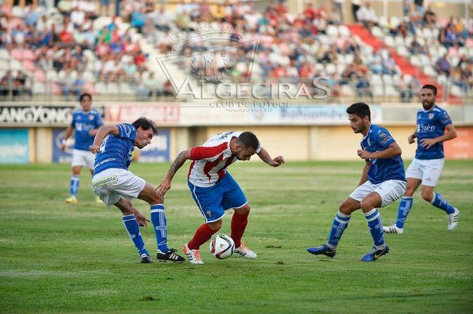 Previa; Linares vs Algeciras; Un pasito más en el camino