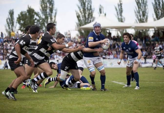 Multi previas: Futbol, Balonmano, Rugby