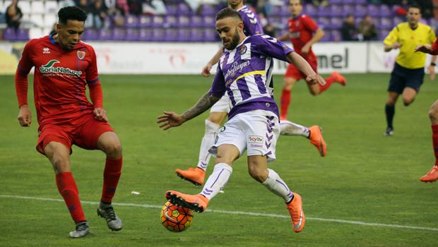 Real Valladolid 2 – 2 Numancia : Un quiero pero no puedo