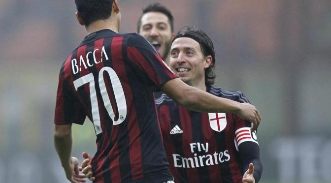 El Milan con solidez le gana al Genoa y sigue la escalada