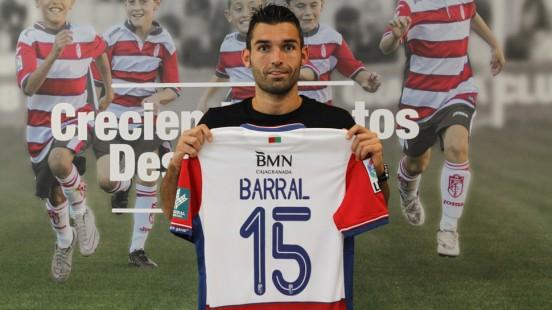 """Entrevista a David Barral: """"Mi futuro está en Granada por muchos años"""""""