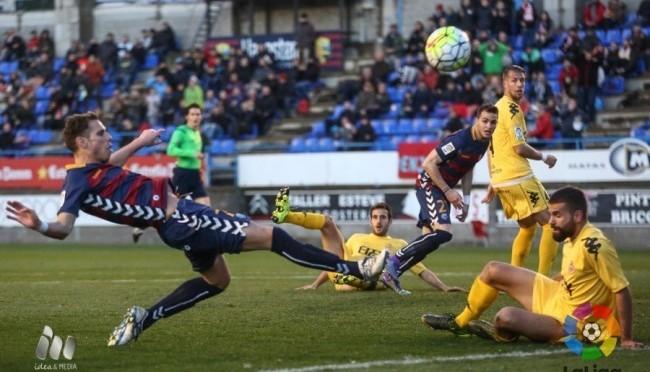 El Girona gana en la bocina el derby local