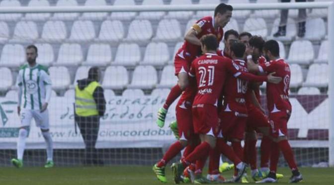 Crónica Córdoba.Cf-Real Zaragoza