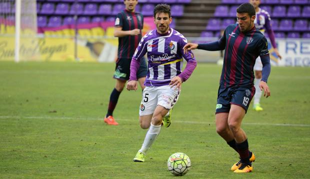 El Real Valladolid pierde con un pésimo juego