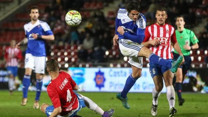 El Girona sigue creciendo en la Liga Adelante