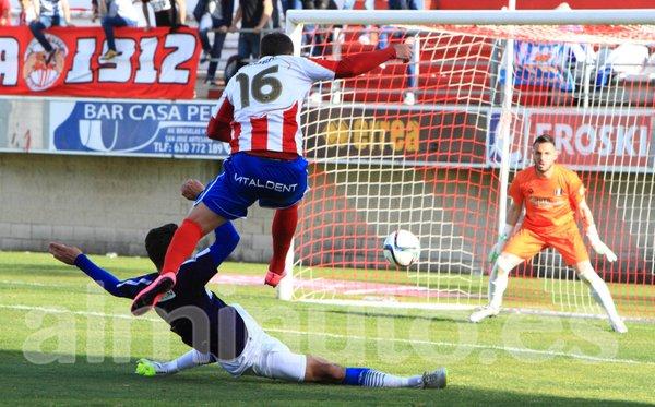 Crónica; Algeciras 0 vs Recreativo 1; ?La Tercera vuelve a llamar?