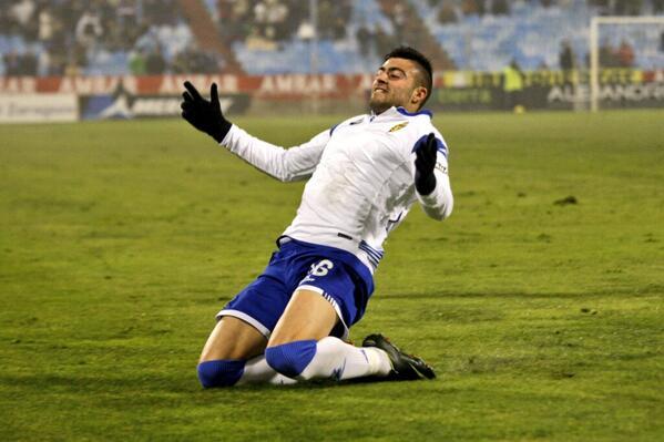 Diego Rico, más que un lateral ofensivo