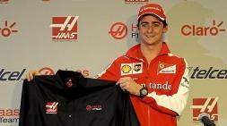 La Escudería Haas debutará en esta temporada 2016.