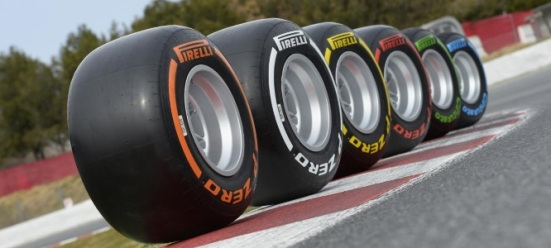 Neumáticos_F1_Pirelli