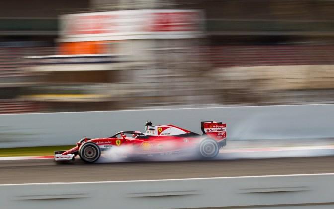 F1: PRETEMPORADA 2016: Día 7