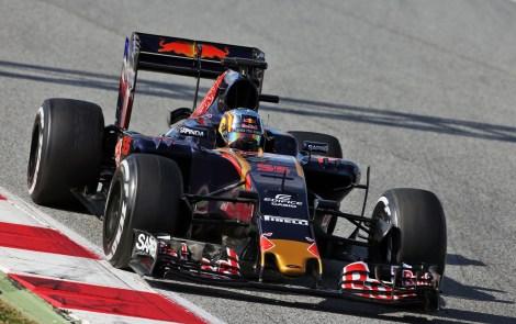Carlos Sainz Jr (ESP) Toro Rosso