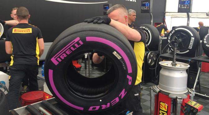 Pirelli presenta un nuevo componente para las Carreras