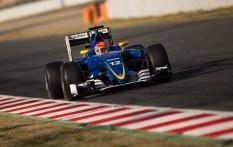 Felipe NASR (BRA) Sauber