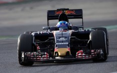 Max VERSTAPPEN (HOL) Toro Rosso